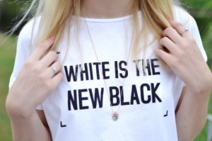 racial dog whistle, white is the new black